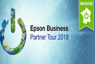 Epson entame son Tour de France