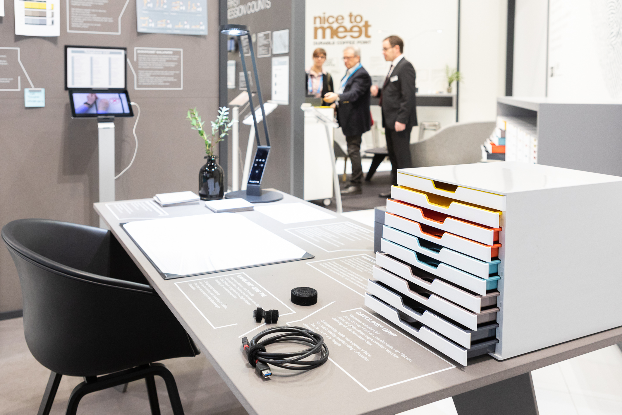 Paperworld expose les tendances 2020 du bureau contemporain