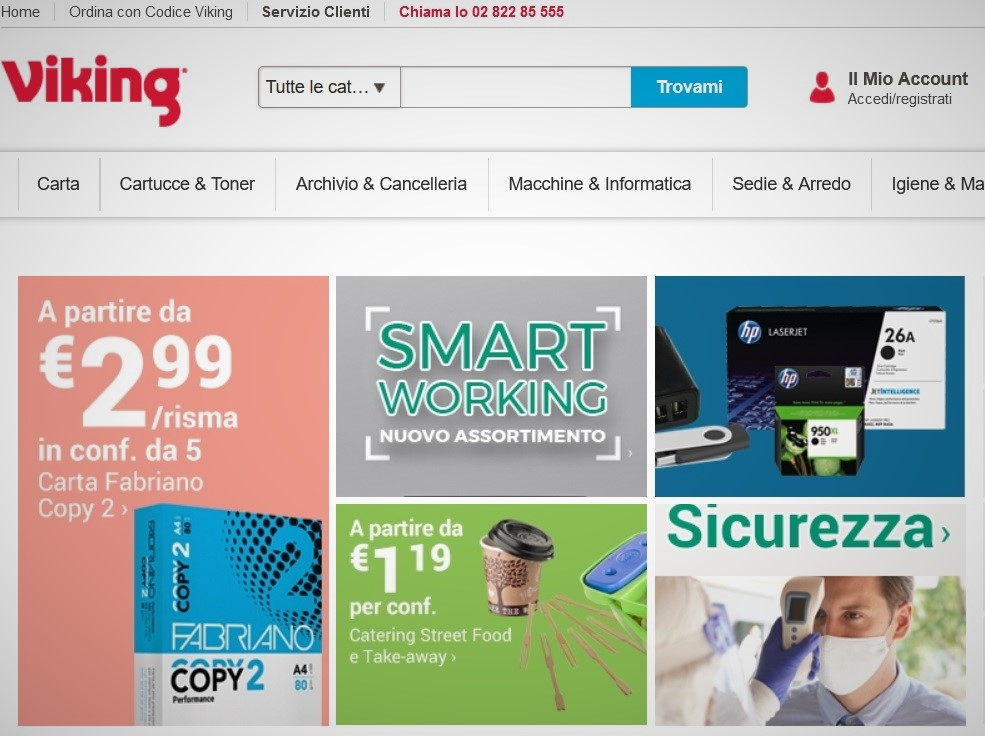 Le Groupe Bruneau acquiert Office Depot Italie